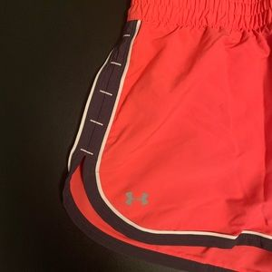 Heat Gear running shorts